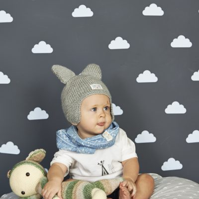 Little Love Wall Decals – Clouds