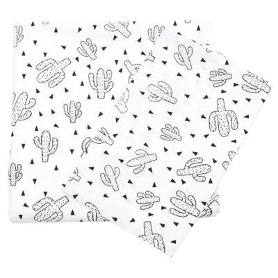 Cacti – Large Cot Sheet