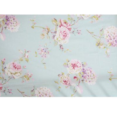 Pastel Floral Cot Duvet