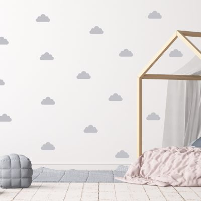 Little Love Wall Decals – Big Clouds