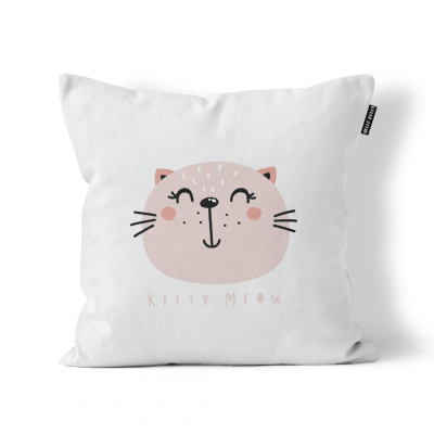 Scatter Cushion Cover – Kitty