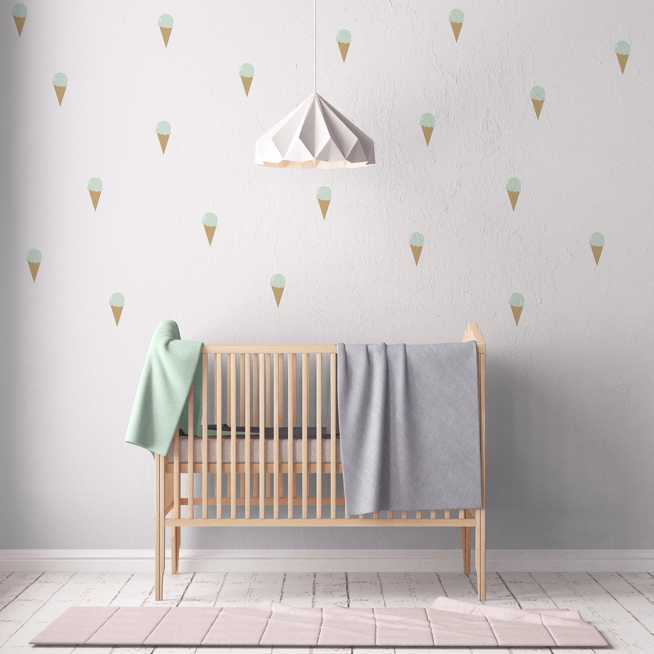 Little Love Wall Decals - Ice Creams