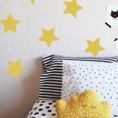 Little Love Wall Decals – Big Stars