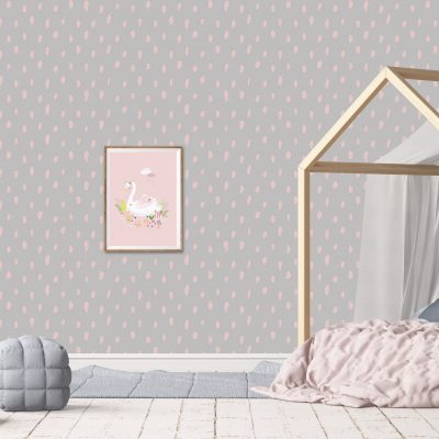 LITTLE LOVE WALL DECALS- SMUDGE DOT