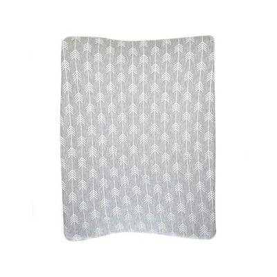 Change Mat Cover – Grey & White Arrow