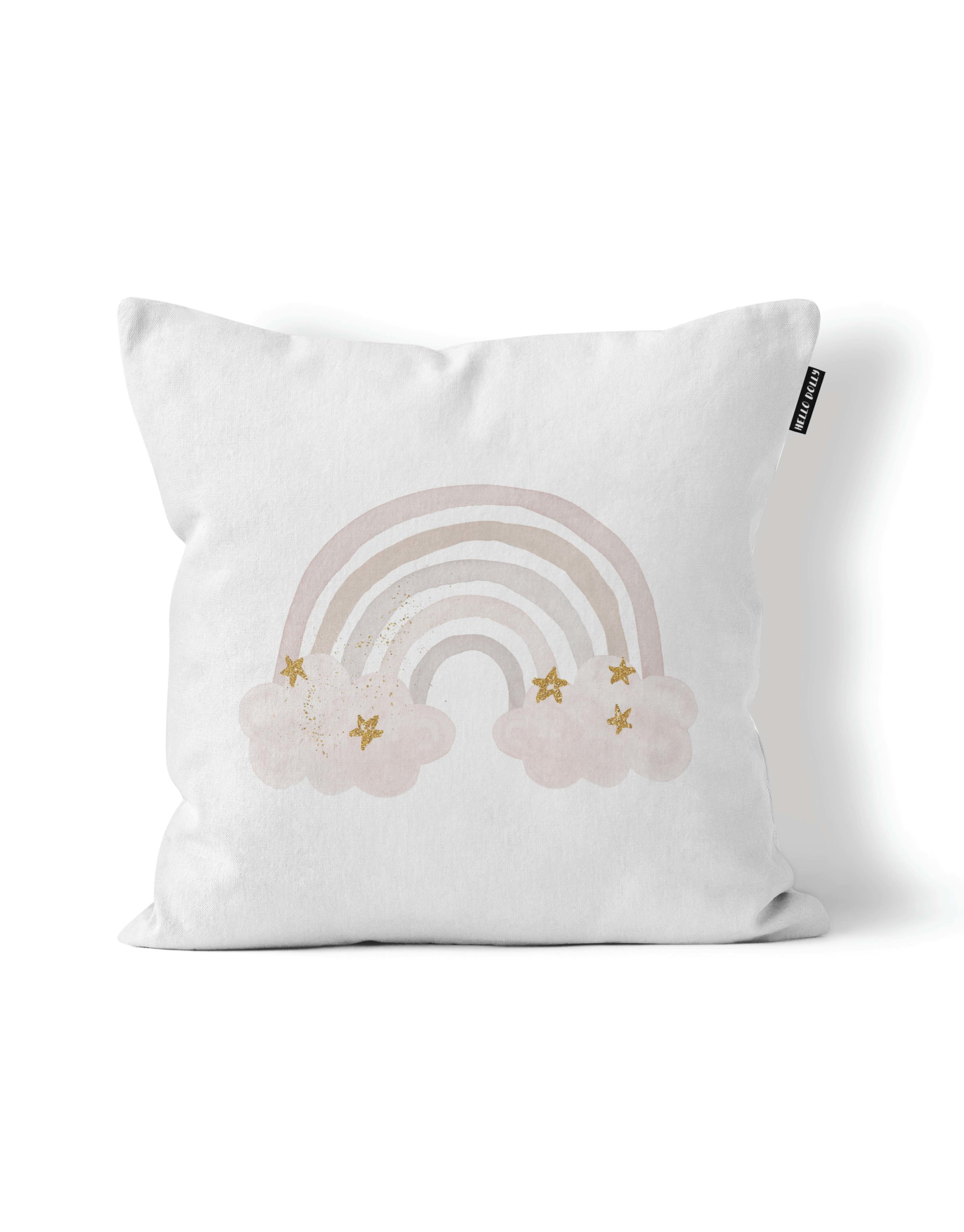 Rainbow Scatter Cushion Cover