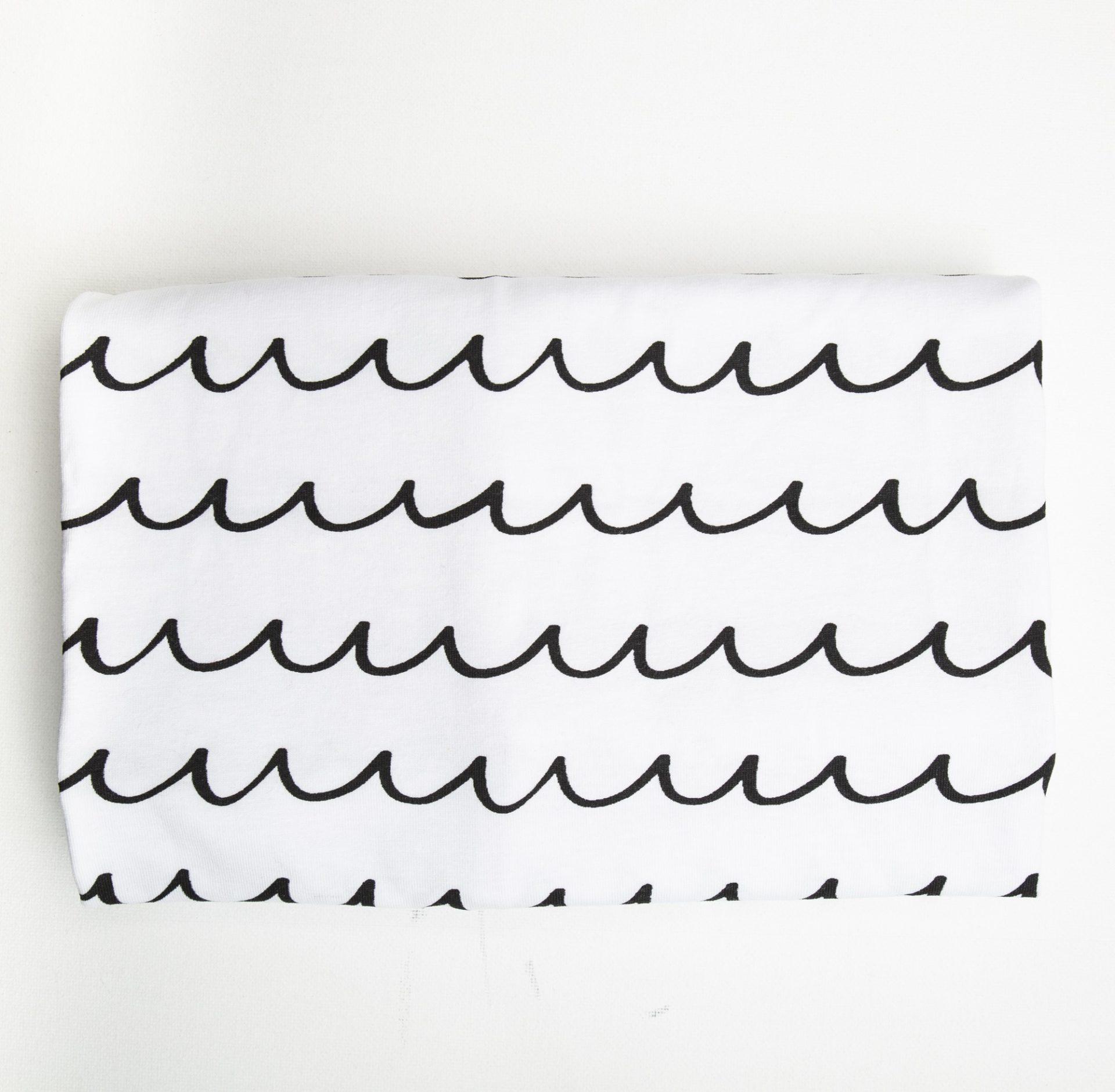 Wave - Swaddle Blanket
