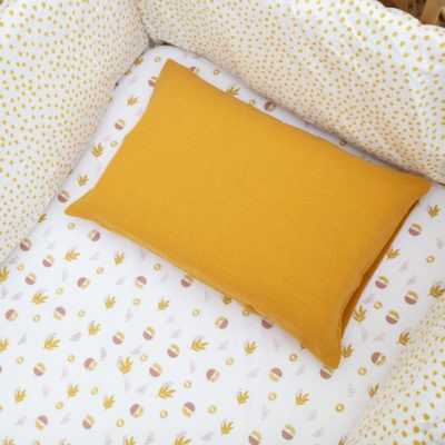 Cot Pillowcase – Various Designs And Colours