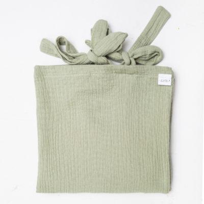Muslin Change Mat Cover – Great Green