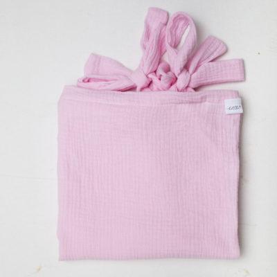 Muslin Change Mat Cover – Candyfloss