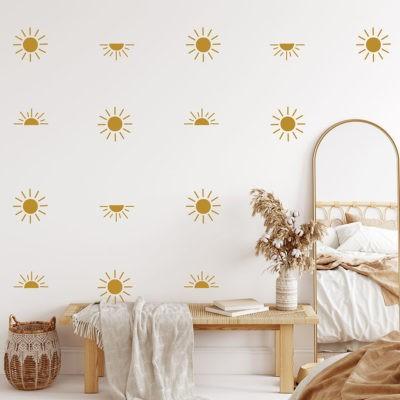 Boho Sunshine – Vinyl Wall Decals